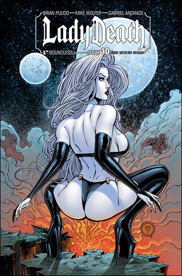 Lady Death (2010) 10-E by Boundless Comics