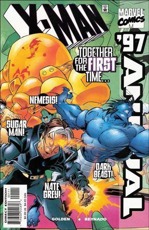 X-Man Annual 1997-A
