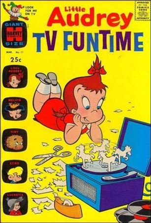 Little Audrey TV Funtime 11-A