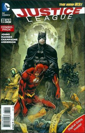 Justice League (2011) 35-B
