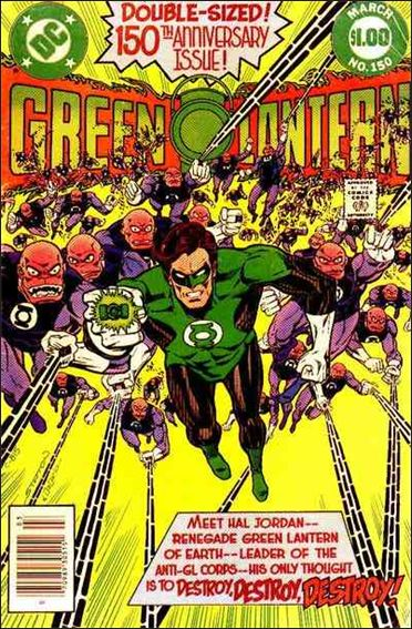 Green Lantern (1960) 150-A by DC