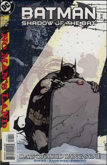 Batman: Shadow of the Bat 94-A by DC