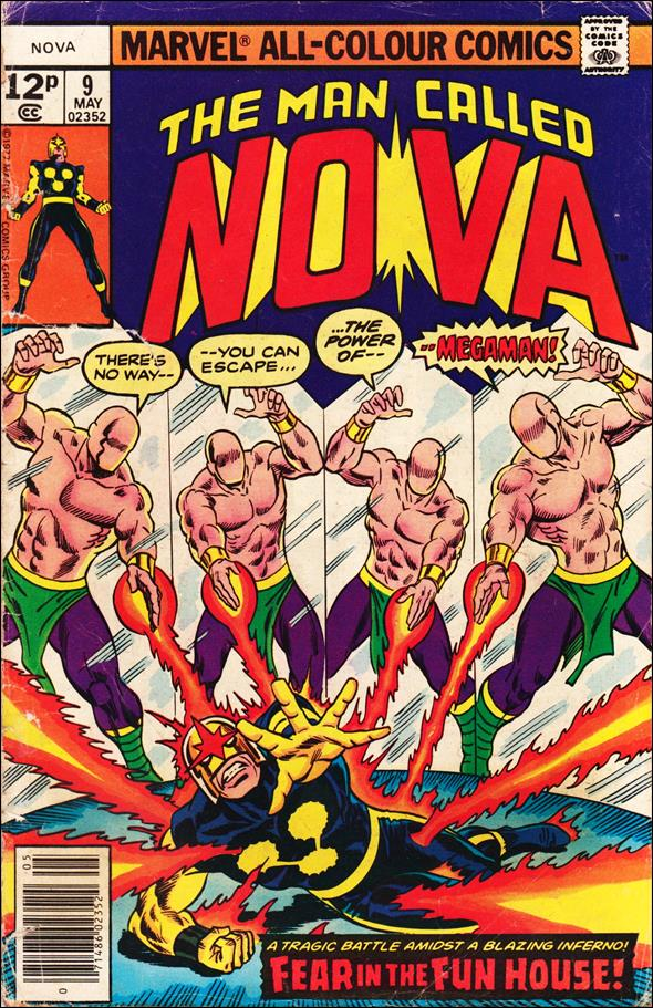 Nova (1976) 9-B by Marvel