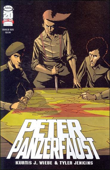 Peter Panzerfaust 6-A by Shadowline