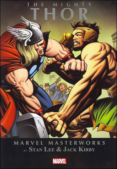 Marvel Masterworks: The Mighty Thor 4-A by Marvel