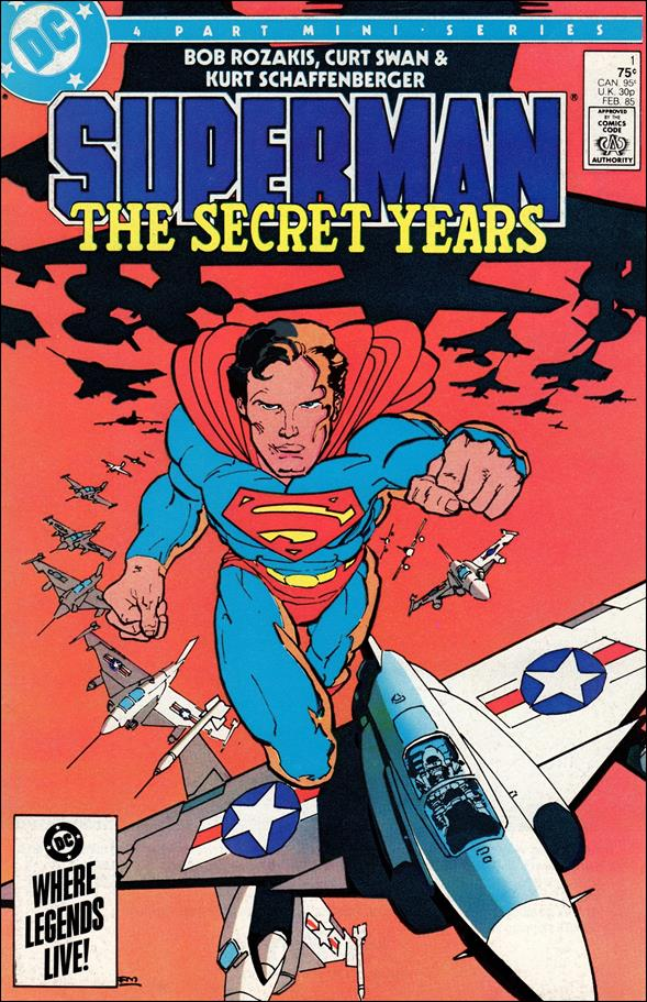 Superman: The Secret Years 1-A by DC