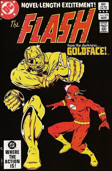 Flash (1959) 315-A by DC