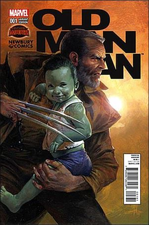 Old Man Logan 1-H