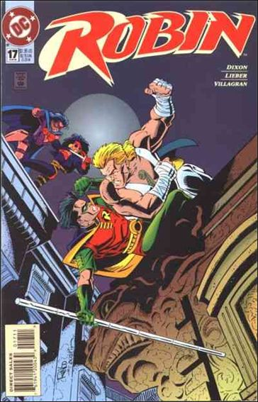 Robin (1993) 17-A by DC