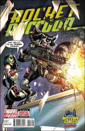 Rocket Raccoon (2014) 1-G