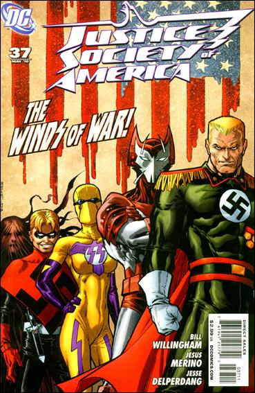 Justice Society of America (2007) 37-A by DC