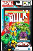 Marvel Universe: Marvel's Greatest Battles (Comic-Packs) Wolverine vs Hulk