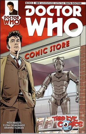 Doctor Who: The Tenth Doctor 1-G
