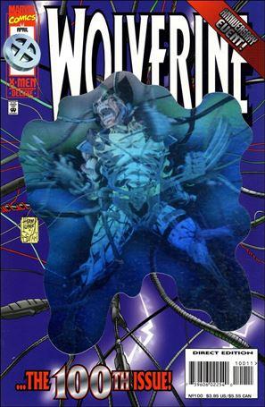 Wolverine (1988)  100-A