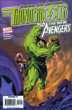 New Thunderbolts 14-A