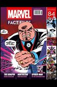 Marvel Fact Files 84-A