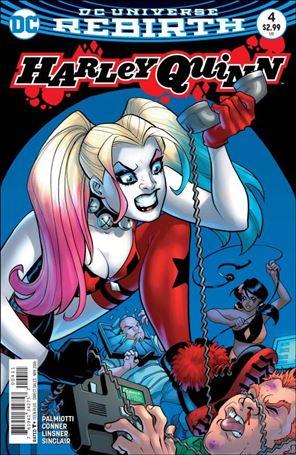 Harley Quinn (2016) 4-A