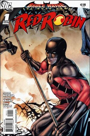 Bruce Wayne: The Road Home: Red Robin 1-A