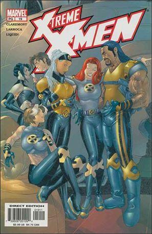 X-Treme X-Men (2001) 19-A