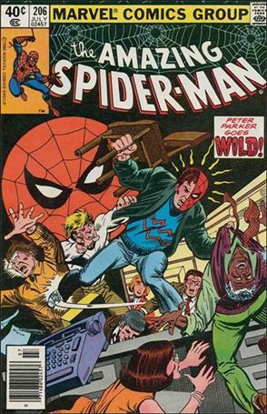 Amazing Spider-Man (1963) 206-A