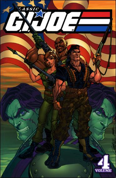 Classic G.I. Joe 4-A by IDW