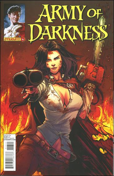 Army of Darkness (2012) 13-A by Dynamite Entertainment
