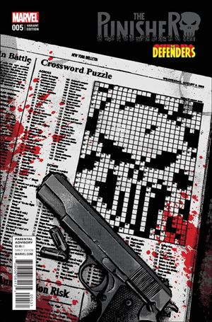 Punisher (2016) 5-B