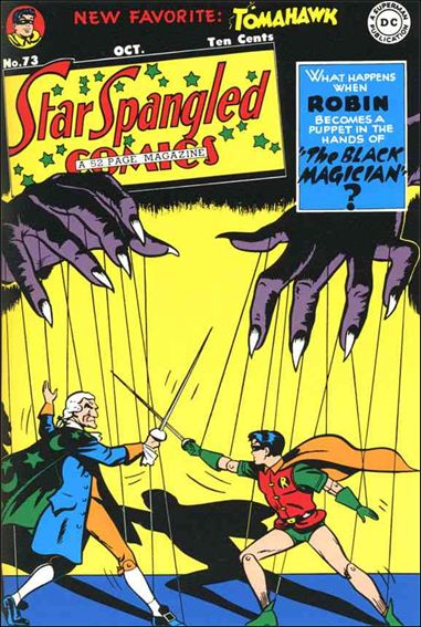 Star Spangled Comics (1941) 73-A by DC
