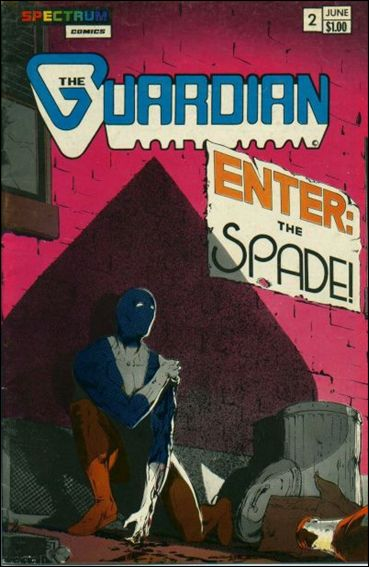 Guardian 2-A by Spectrum Comics