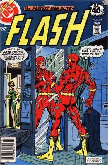 Flash (1959) 271-A by DC