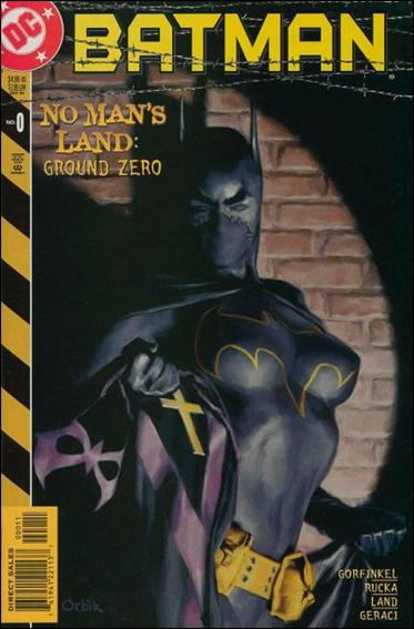 Batman: No Man's Land 0-A by DC