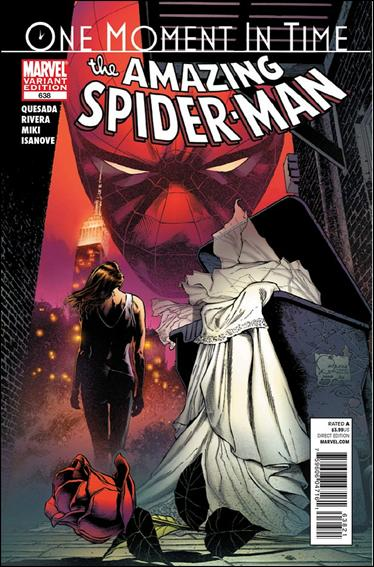 Amazing Spider-Man (1963) 638-B by Marvel
