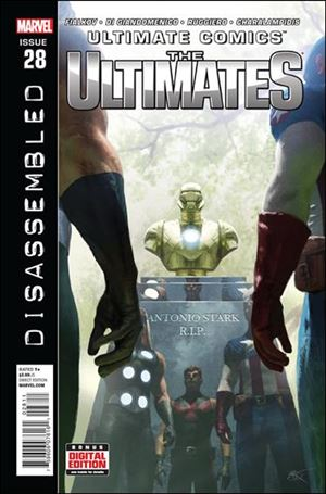 Ultimate Comics Ultimates 28-A