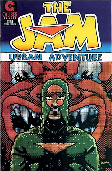 Jam 9-A by Slave Labor Graphics (SLG) Publishing