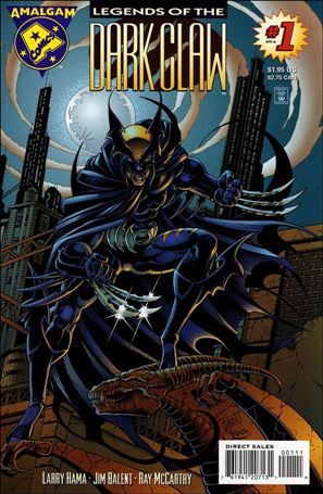 Legends of the Dark Claw 1-A