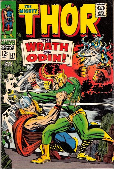 Thor (1966) 147-A by Marvel