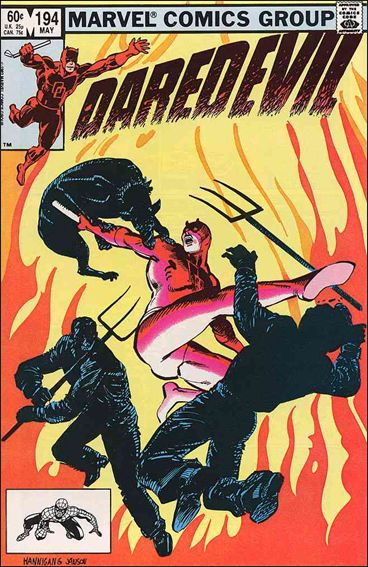 Daredevil (1964) 194-A by Marvel