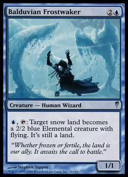 Magic the Gathering: Coldsnap (Base Set)28-A by Wizards of the Coast
