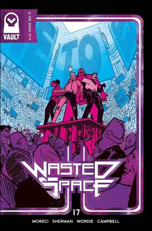 Wasted Space 17-A