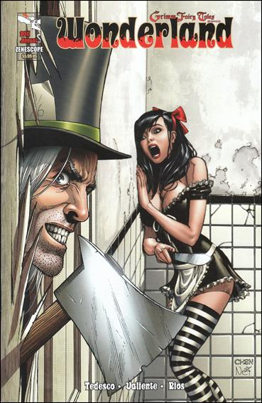 Wonderland Annual 2011-A by Zenescope Entertainment