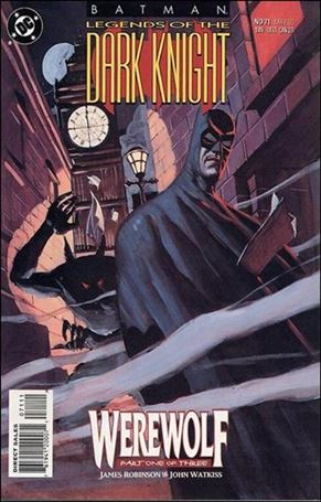 Batman: Legends of the Dark Knight 71-A