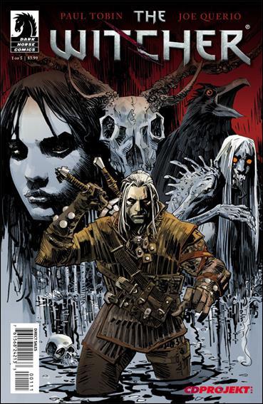 Witcher 1-A by Dark Horse