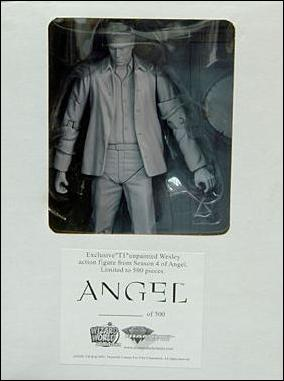 Angel (Series 3) T-1 Wesley 1/500 by Diamond Select