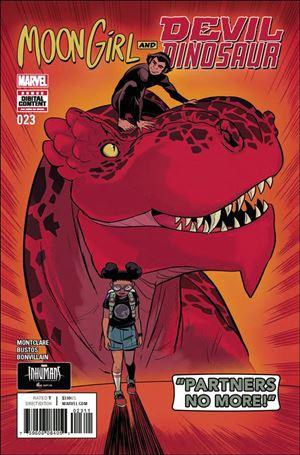 Moon Girl and Devil Dinosaur 23-A