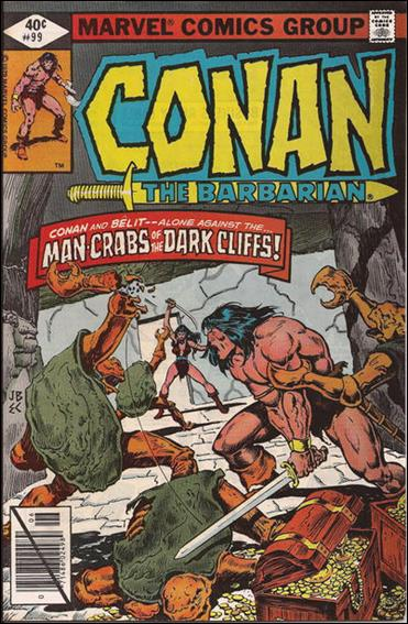 Conan the Barbarian (1970) 99-A by Marvel