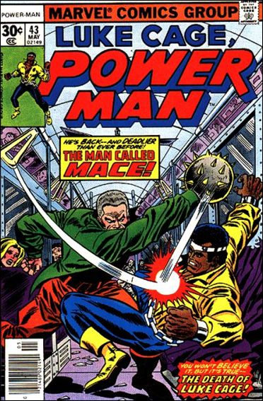 Power Man 43-A by Marvel