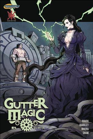 Gutter Magic (2019) 4-A