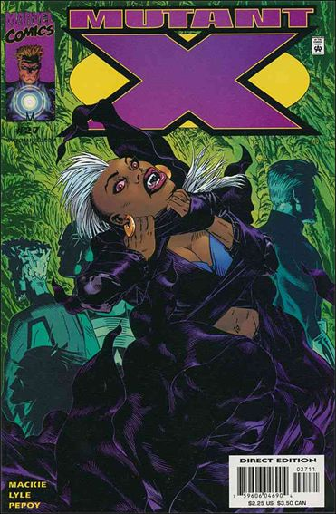 Mutant X 27-A by Marvel