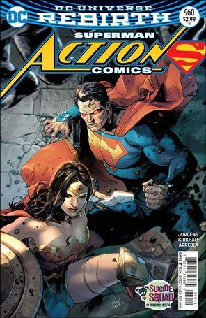 Action Comics (1938) 960-A