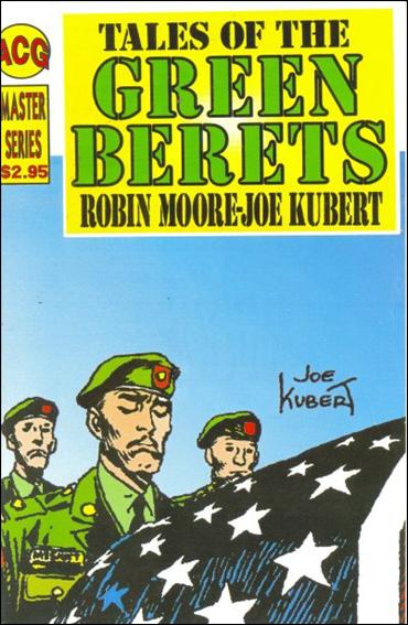 Tales of the Green Berets 6-A by America's Comic Group (ACG)